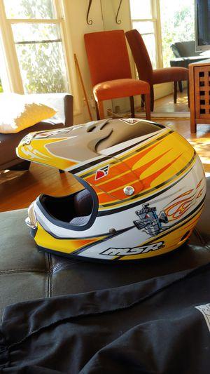 MSR Motocross Helmet DOT for Sale in Monterey Park, CA