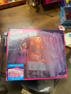 Barbie starlight bed for Sale in Sandy, UT
