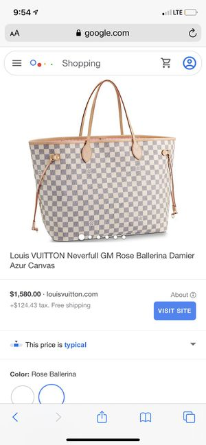 Louis Vuitton purse for Sale in Keyes, CA