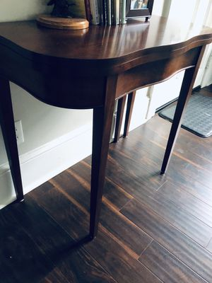 Beautiful fold out table for Sale in Spartanburg, SC