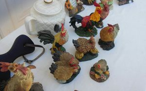 Chicken Statues and More Chicken Stuff for Sale in Roy, WA