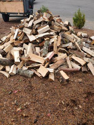 Firewood for Sale in Salem, OR