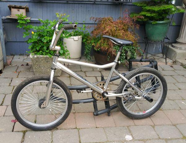 Haro Freestyle bike