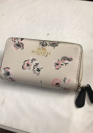 Small wallet Coach for Sale in Annandale, VA