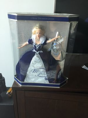 BARBIE MILLENNIUM PRINCESS COLLECTIBLE (NEW UNOPENED) for Sale in Tampa, FL