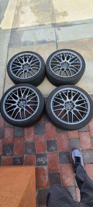18x8 MSR rims used.. for Sale in Fontana, CA