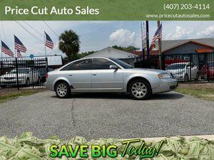 2001 Audi A6 for Sale in Orlando, FL