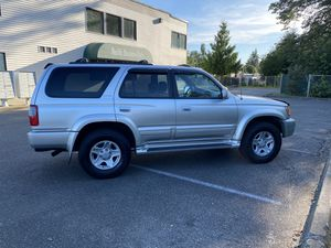 2000 Toyota 4Runner limited for Sale in Tacoma, WA