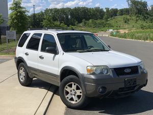 2005 Ford Escape XLT for Sale in Capitol Heights, MD