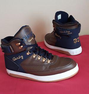 Men's Patrick Ewing Hi 33 Leather Shoes SIZE 13 for Sale in Marietta, GA