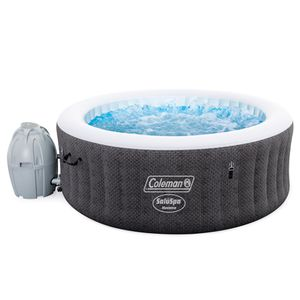 "Coleman Saluspa 71"" x 26"" Havana AirJet Inflatable Hot Tub with Remote Control for Sale in Gaithersburg, MD"