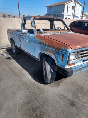 1984 Ford Ranger 4x4 manual for Sale in Las Vegas, NV