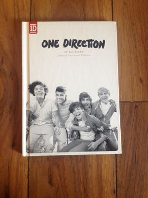 One Direction Up All Night Yearbook Edition for Sale in Poway, CA