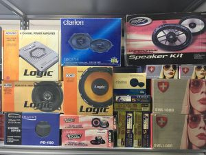 Auto Audio Speakers and Amplifiers - $20 for Sale in Dallas, TX