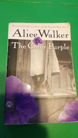 The color purple by Alice Walker for Sale in Norwalk, CA