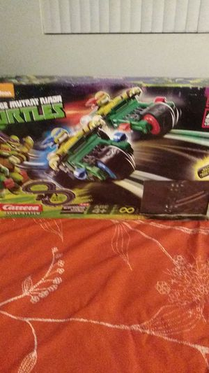 Teenage Ninja Turtles racing system for Sale in Artesia, CA