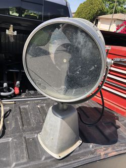 """Large Ships Spot Light (Ray Line 32volt) OBO 9"""" Beam for Sale in Cape Coral,  FL"""