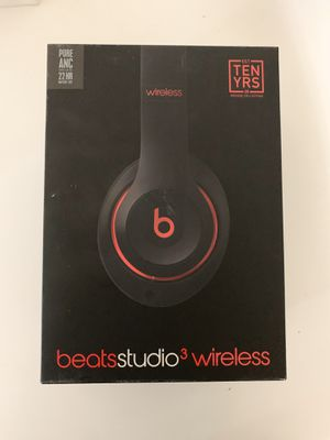 Beats Studio 3 Wireless Noise Canceling Headphones - Decade Collection for Sale in Wood Village, OR