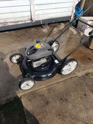 Yard-Machine push lawn big wheel for Sale in New Port Richey, FL
