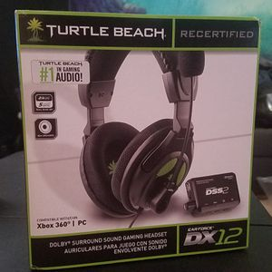 Turtle Beach Gaming Headset Headphones for Sale in Carrollton, TX