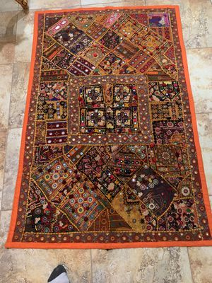 Handmade tapestry from India for Sale in Antioch, CA