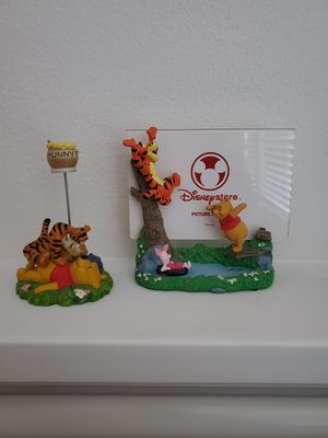 Winnie the Pooh picture holders for Sale in Ontario, CA