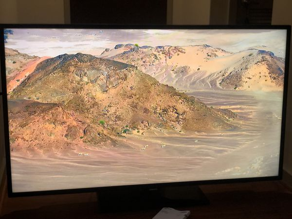 Samsung 60 inch LED TV un60eh6050f OBO