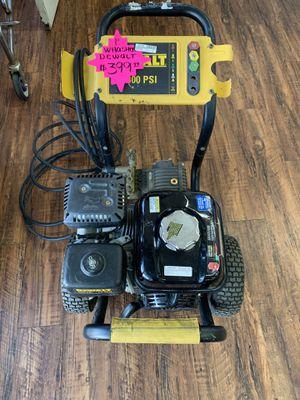 DeWalt Gas Pressure Washer for Sale in Dallas, TX