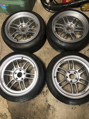 Enkie Rpf1's wheels for Sale in Naperville, IL