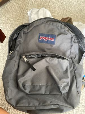 Grey Jansport backpack for Sale in Miami Beach, FL