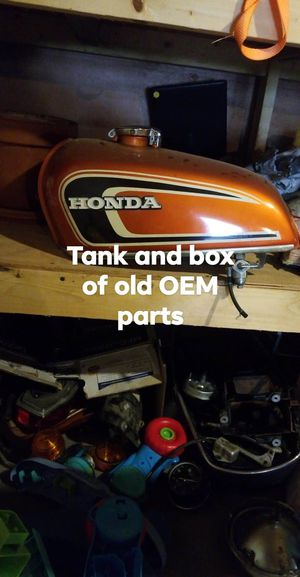 1974 Honda CB 360G for Sale in Brooks, ME