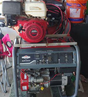 Pressure washer, generator for Sale in Santa Maria, CA