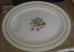 Antique China serving dish (Theodore Haviland) for Sale in Mesa, AZ