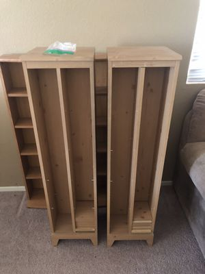 Movie or book cases for Sale in Lake Elsinore, CA
