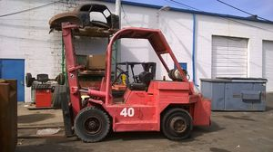 BIG FORKLIFTS for Sale in Clinton Township, MI