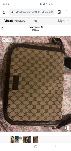 Gucci Messenger bag for Sale in Dallas, TX