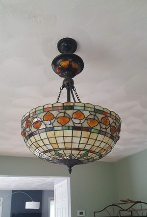 Tiffany style chandelier for Sale in Wilmington, MA