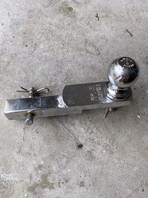 Trailer Hitch Ball - Used Once! for Sale in Towson, MD