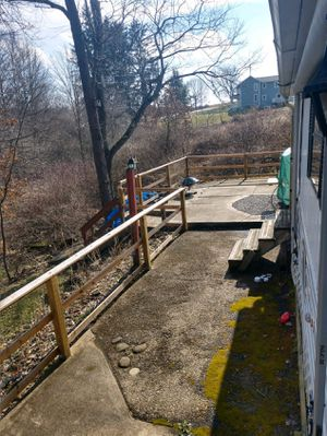 Camper + Lot at Slippery Rock Campground for Sale in Harmony, PA