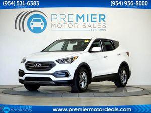 2018 Hyundai Santa Fe for Sale in Pompano Beach, FL