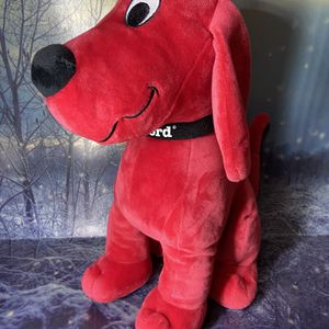 """Clifford The Big Red Dog 14"""" plush toy for Sale in Bellflower, CA"""