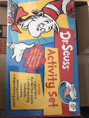 Dr Seuss Board Game for Sale in Vallejo, CA