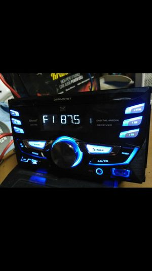 Dual DXRM57BT Digital media receiver for Sale in Indianapolis, IN