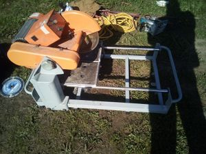 12 inch tile saw for Sale in Vancouver, WA