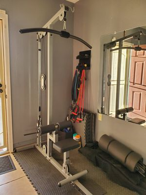 Body solid workout equipment for Sale in El Mirage, AZ