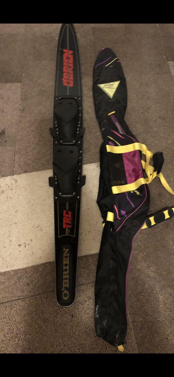 O'Brien TRC Slalom Water Ski's Including Bag
