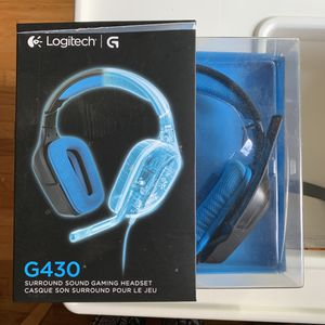 Logitech G430 headphone for Sale in New Haven, CT