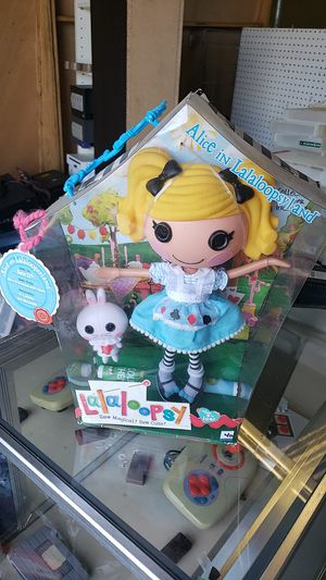 Lalaloopsy brand new for Sale in Temple Terrace, FL
