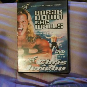 Wwf Chris Jericho Break down The Walls Dvd for Sale in Chicago, IL