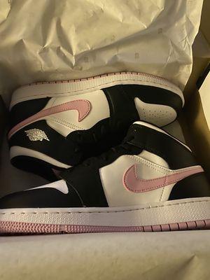 Jordan 1 mid gs pink for Sale in Los Angeles, CA
